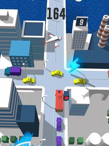 拱廊 Traffic rush 3D智能手机