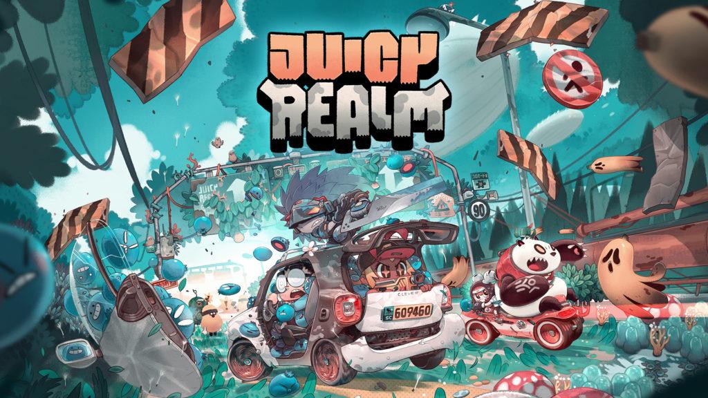 Juicy Realm скріншот 1