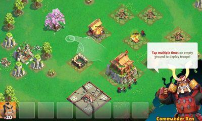 Samurai Siege capture d'écran 1