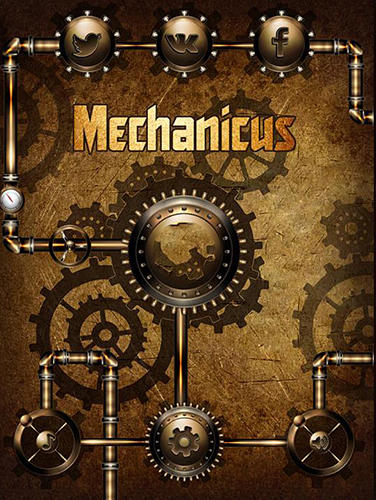 Mechanicus: Steampunk puzzle screenshot 1