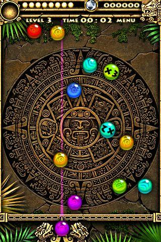 Les pierres de Montezuma