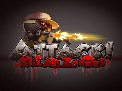 logo Attack! Kill all Zombies