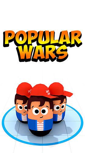 Capturas de tela de Popular wars