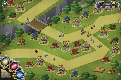 Tower dwellers: Gold screenshot 2