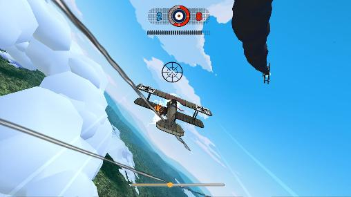 d'action Ace academy: Skies of fury pour smartphone