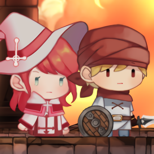 Fairy Knights : Story driven RPG ícone