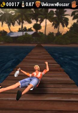 Betrunkener Klaus 3D für iPhone