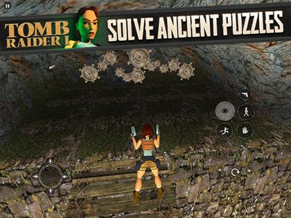 Tomb Raider for iPhone