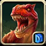Dinosaur War icône