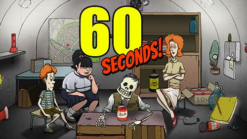 Скріншот 60 seconds! Atomic adventure на iPhone