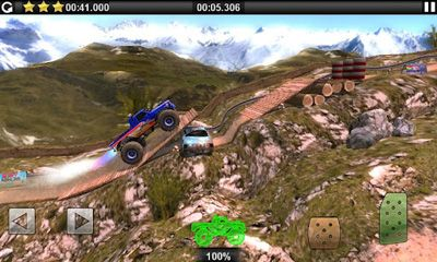 Offroad Legends скриншот 4