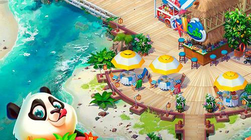 Arcade Tropical forest: Match 3 story für das Smartphone