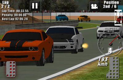 Captura de pantalla Velocidad loca Pro en iPhone