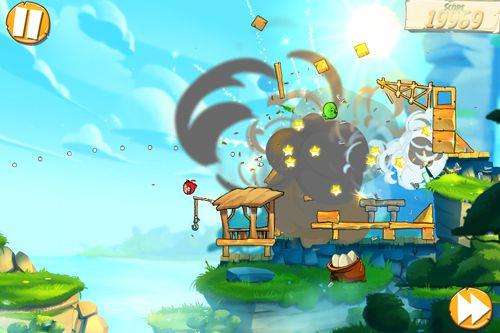 Angry Birds: Der Schweinebau auf Deutsch