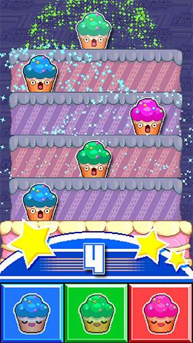 Pixel Iron finger: Arcade mini game auf Deutsch