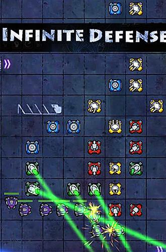 Infinity defense Screenshot
