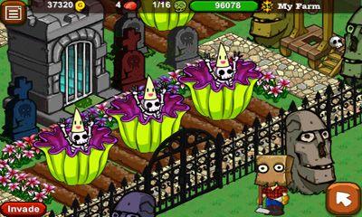 Simulateurs Zombie Farm pour smartphone