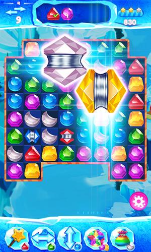 Arcade Diamond match king für das Smartphone