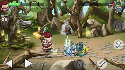 Tiny gladiator pour Android