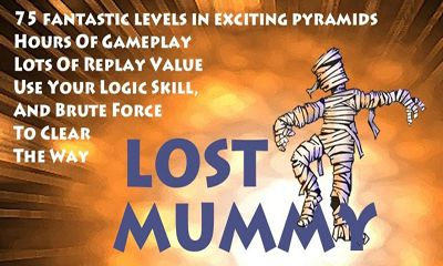 Lost Mummy captura de pantalla 1