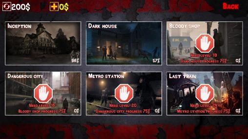 Clash of zombie: Dead fight capture d'écran 1
