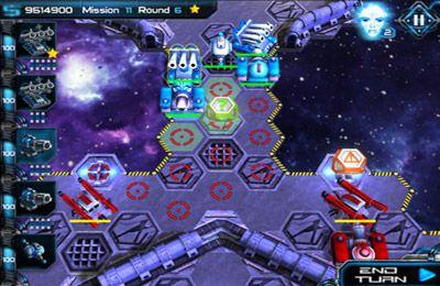 Kosmische Schlachten für iPhone