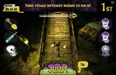 Arcade: Lade Zombie-Olympiade auf dein Handy herunter
