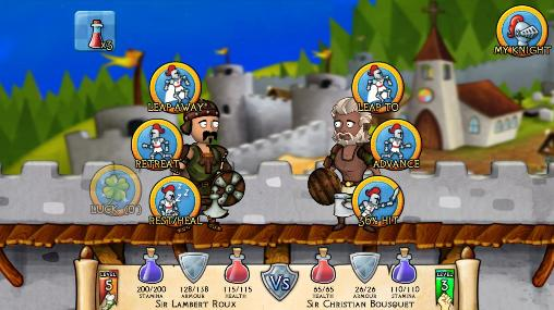Swords and sandals: Medieval für Android