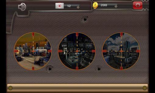 Arcade Sniper shooting. Killer. für das Smartphone