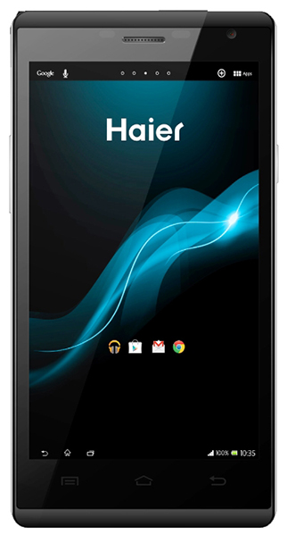 Haier W858 applications