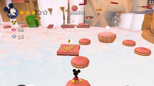 Castillo de la ilusión protagonizado por Mickey Mouse