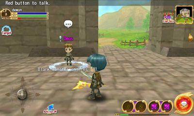 Elemental Knights Online RED screenshot 4