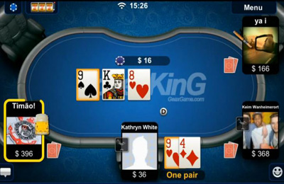 Brettspiele Texas Holdem Poker auf Deutsch