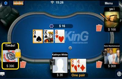 Juegos de mesa Holdem Poker de Texas en español