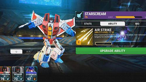 Transformers: Erdenkrieg Bild 1