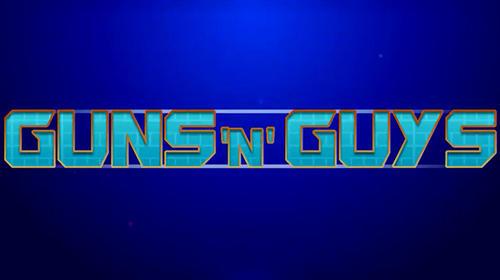 Guns 'n' guys: Pvp multiplayer action shooter screenshot 1