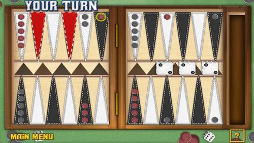 Backgammon: Deluxe für iPhone