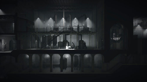 Screenshot Calvino Noir auf dem iPhone