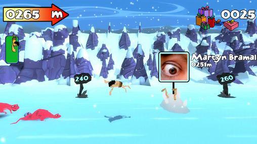 Arcade games Rox Christmas fling for smartphone