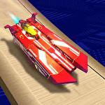 Hovercraft turbo racing Symbol