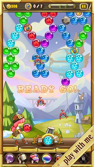 Alchemy bubble для Android
