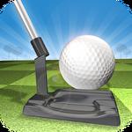 My golf 3D Symbol