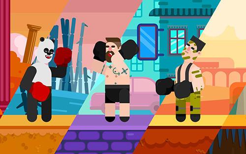Punchmasters Screenshot