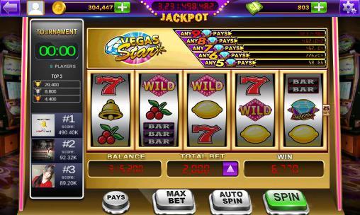 Glücksspiel Sim Vegas slots: Casino für das Smartphone