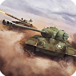 Grand tanks: Tank shooter game icono