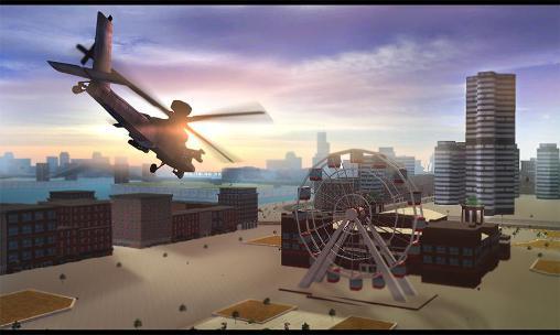 シカゴ・クライム・シミュレーター 3D スクリーンショット1