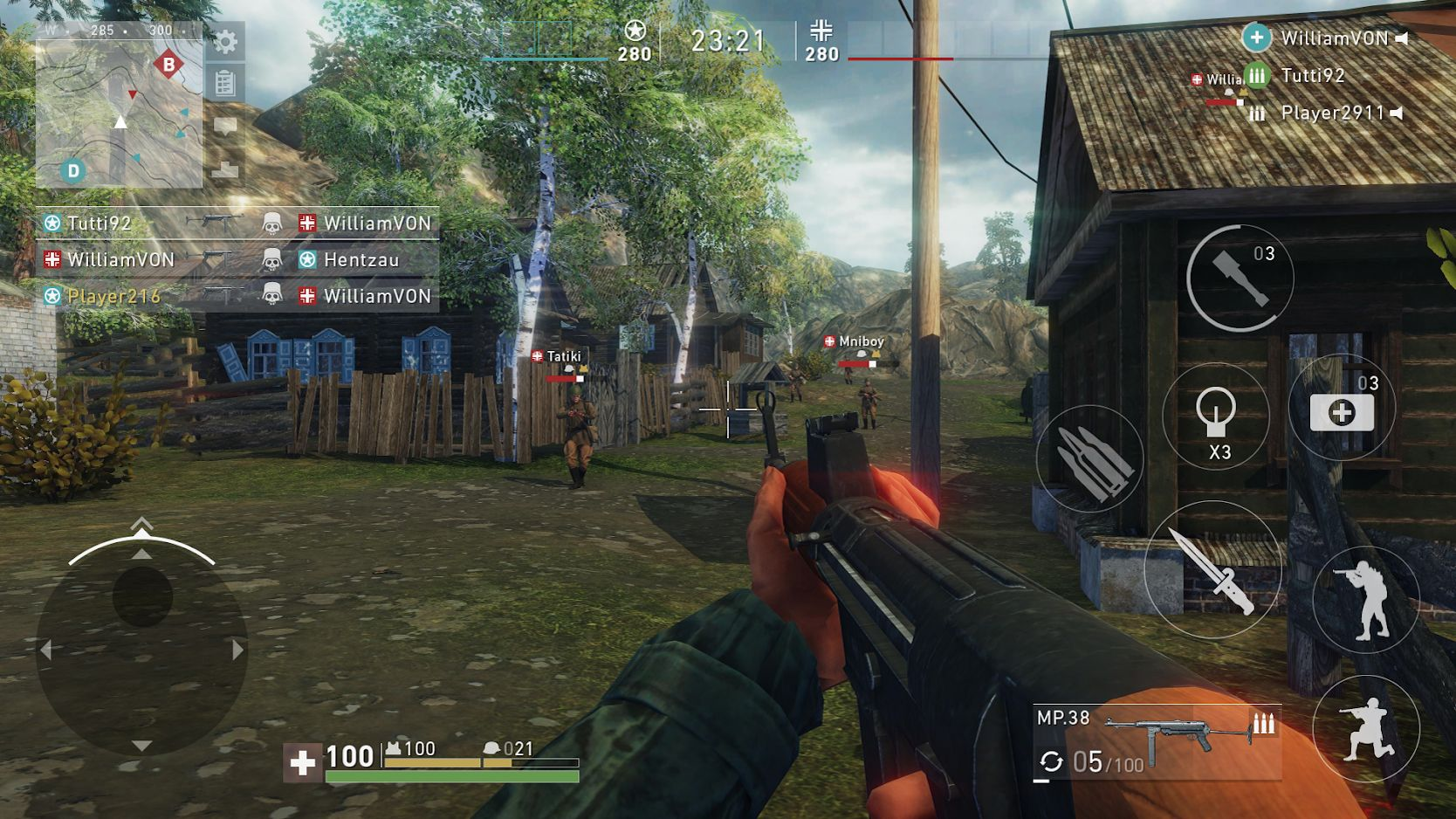 Ghosts of War: WW2 Shooting games para Android