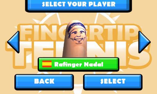 Fingertip tennis für Android