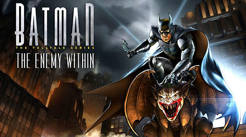 logo Batman: Der Feind im Innern