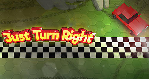 Just turn right Symbol